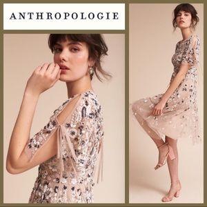NWT! [ Anthropologie BHLDN ] Bobbi Tulle Dress 4
